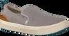 Grijze TOMS Sneakers TRVL LITE LOW MEN SLIP-ON - small