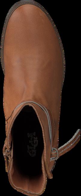 Cognac GIGA Lange laarzen 7950  - large