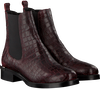 Rode VIA VAI Chelsea boots 4902054-01 - small