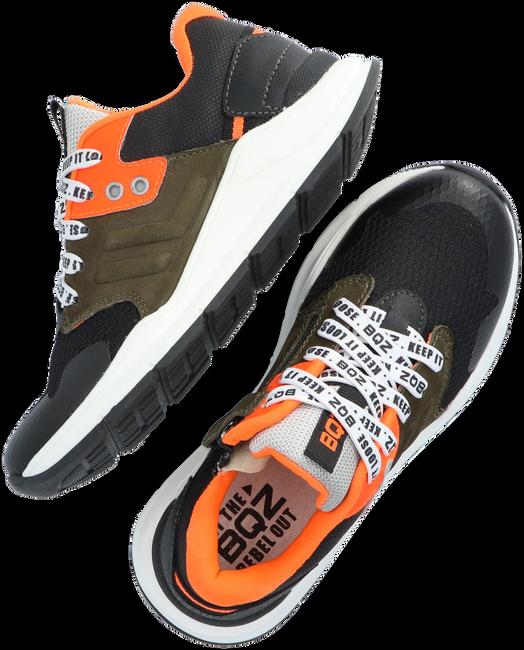 Zwarte BRAQEEZ Lage sneakers RAMON RIO  - large