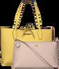 Gele GUESS Shopper HWVG64 22150 - small