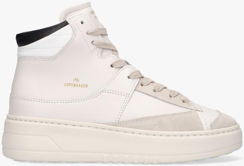 Beige COPENHAGEN STUDIOS Hoge sneaker CPH74  - larger