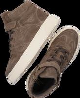 Bruine CYCLEUR DE LUXE Hoge sneaker PASSO  - medium