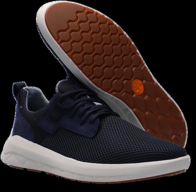 Blauwe TIMBERLAND Lage sneakers BRADSTREET ULTRA SPORT OXFORD  - large