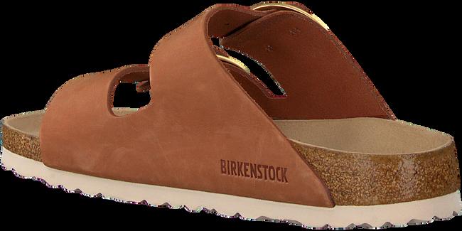 Cognac BIRKENSTOCK Slippers ARIZONA BRANDY  - large
