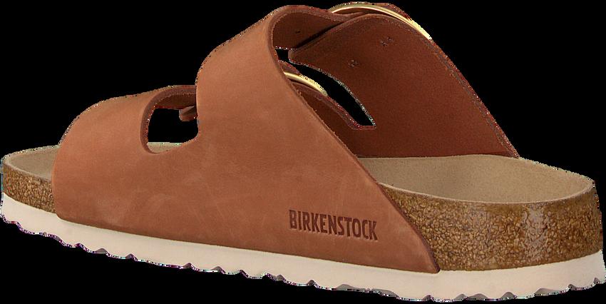 Cognac BIRKENSTOCK Slippers ARIZONA BRANDY  - larger
