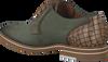 Groene BRAEND Nette schoenen 15113  - small