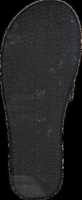 Zwarte MICHAEL KORS Slippers MK SLIDE  - large
