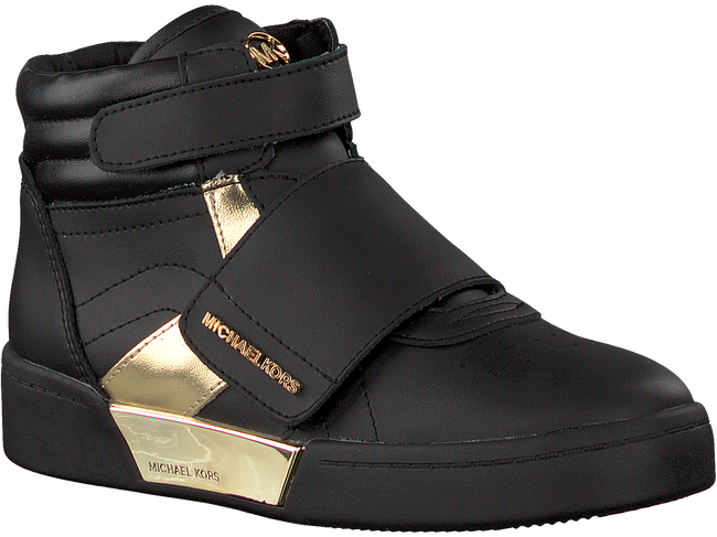Zwarte MICHAEL KORS Enkelboots ZIA-GUARD JUNIA - large