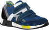 Blauwe RED-RAG Sneakers 15589 - small