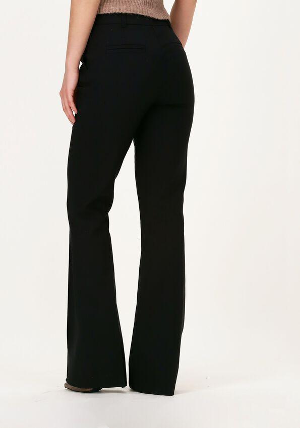 Zwarte JOSH V Flared broek JAZZ - larger