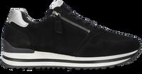 Zwarte GABOR Lage sneakers 528  - medium