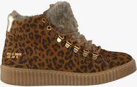 Cognac BULLBOXER Sneakers AIB504  - medium