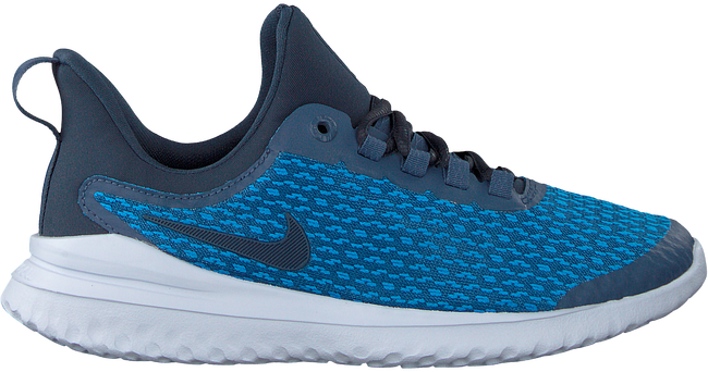 Blauwe NIKE Sneakers NIKE RENEW RIVAL (GS) - large