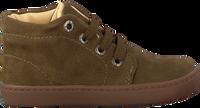 Groene SHOESME Hoge sneaker FL20W001  - medium
