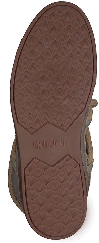 Beige INUIKII Enkelboots CLASSIC - larger