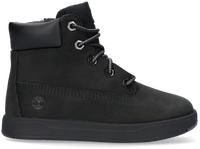 Zwarte TIMBERLAND Sneakers DAVIS SQUARE 6 KIDS - medium