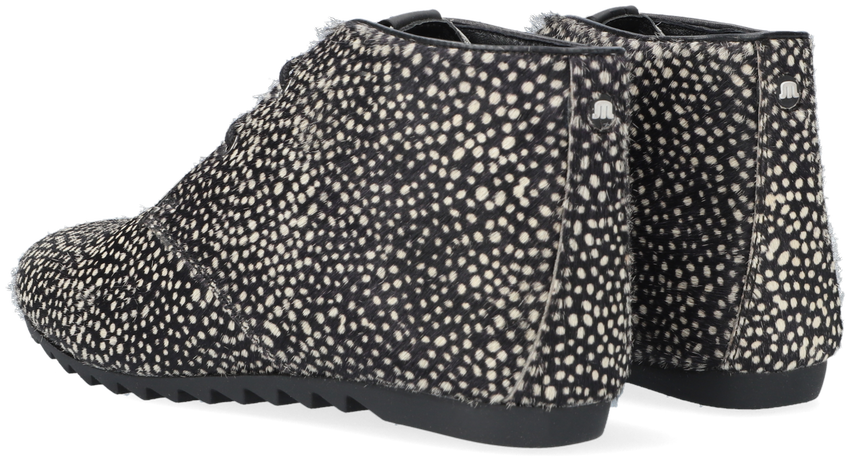 Zwarte MARUTI Veterschoenen GINNY  - larger