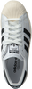 Witte ADIDAS Sneakers SUPERSTAR 80S DAMES  - small