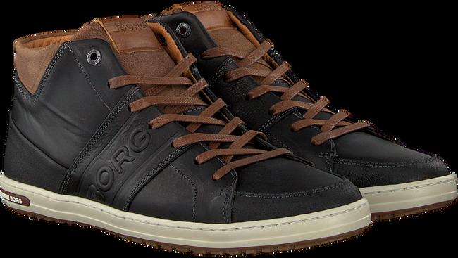 Zwarte BJORN BORG Sneakers CURD MID M - large
