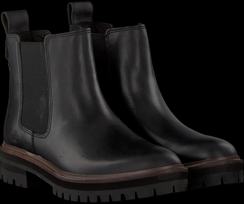 Chelsea Square Omoda Timberland London Boots Zwarte oErBexQdWC