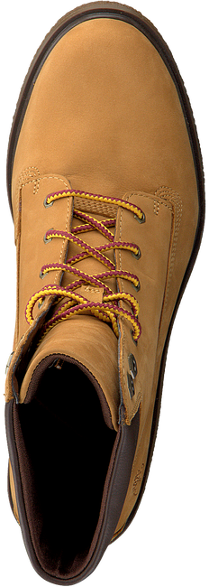 Camel TIMBERLAND Enkelboots BRINDA 6IN LACE UP  - large