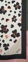 Multi LIU JO Sjaal FLOWER FOULARD  - medium