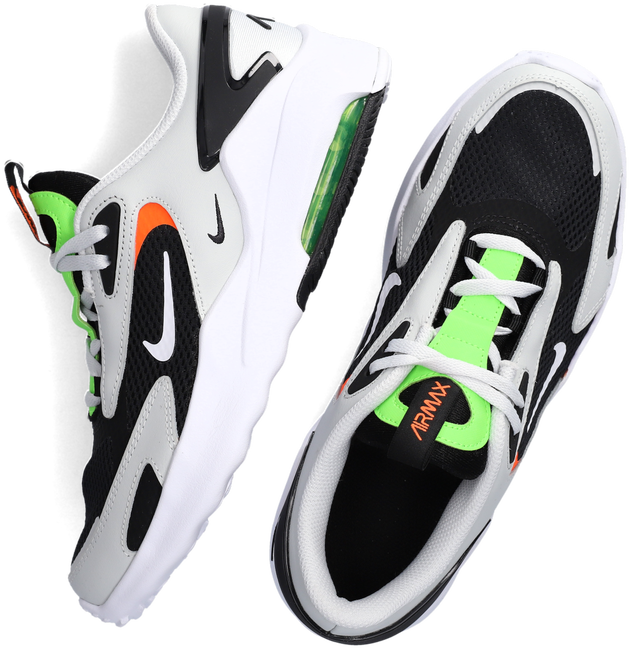 Zwarte NIKE Lage sneakers AIR MAX BOLT (GS)  - large