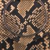 Bruine UNISA Clutch ZGRANA  - small