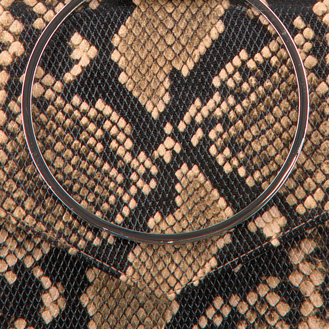 Bruine UNISA Clutch ZGRANA  - large