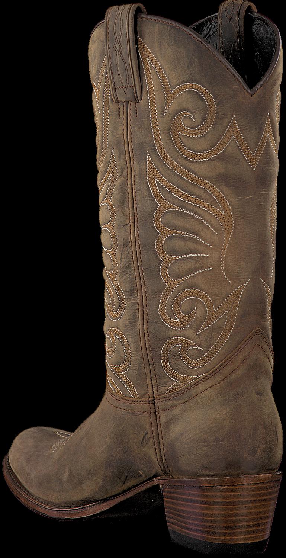 Cognac SENDRA Cowboylaarzen 11627 | Omoda