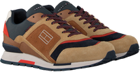 Camel TOMMY HILFIGER Lage sneakers DORIAN 1C  - medium