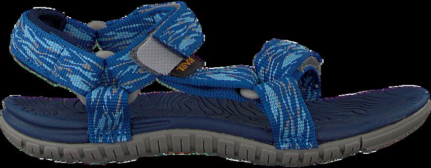 Blauwe TEVA Sandalen 1019535 HURRICANE 3  - larger