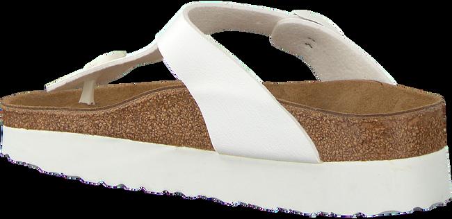Witte BIRKENSTOCK Slippers GIZEH PLATFORM - large