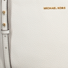 Witte MICHAEL KORS Schoudertas LG DBL POUCH XBODY  - small