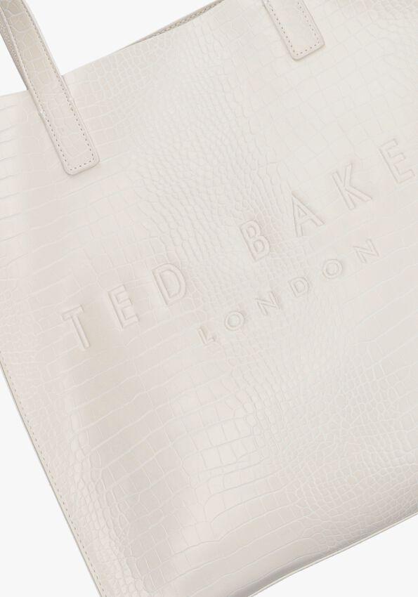 Witte TED BAKER Shopper CROCCON  - larger