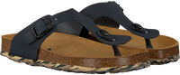 Blauwe DEVELAB Slippers 48165 - medium