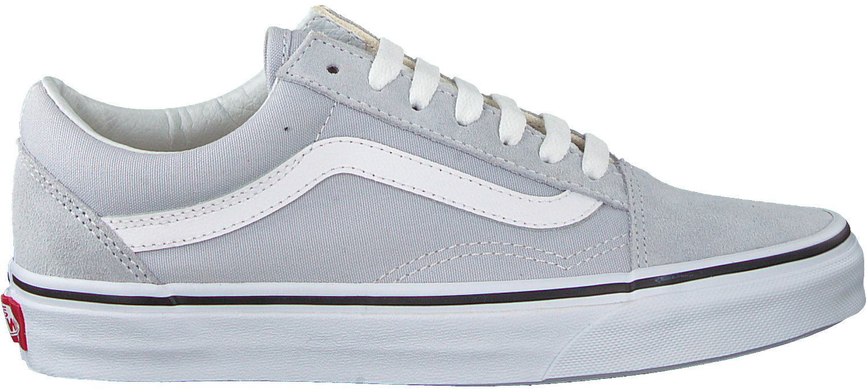 vans sneakers dames grijs