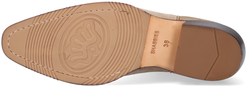 Beige SHABBIES Hoge laarzen 192020128  - larger