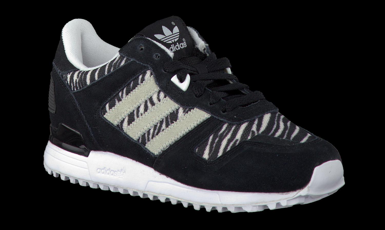 groene adidas sneakers zx 700 dames