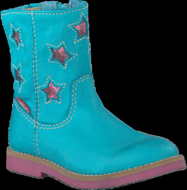 Blauwe SHOESME Lange laarzen SI6W057  - large