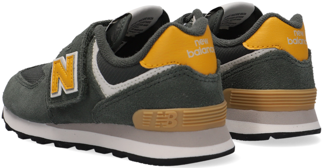 Groene NEW BALANCE Lage sneakers PV574  - large