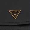 Zwarte GUESS Schoudertas DESTINY SHOULDER BAG  - small