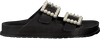Zwarte STEVE MADDEN Slippers NORA FLAT  - small