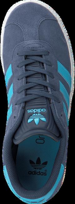 Blauwe ADIDAS Sneakers GAZELLE KIDS  - large