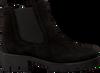 Zwarte GABOR Chelsea boots 710  - small