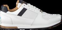 Witte MAZZELTOV Lage sneakers 20-9423E  - medium
