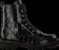 Zwarte GABOR Veterboots 801  - medium