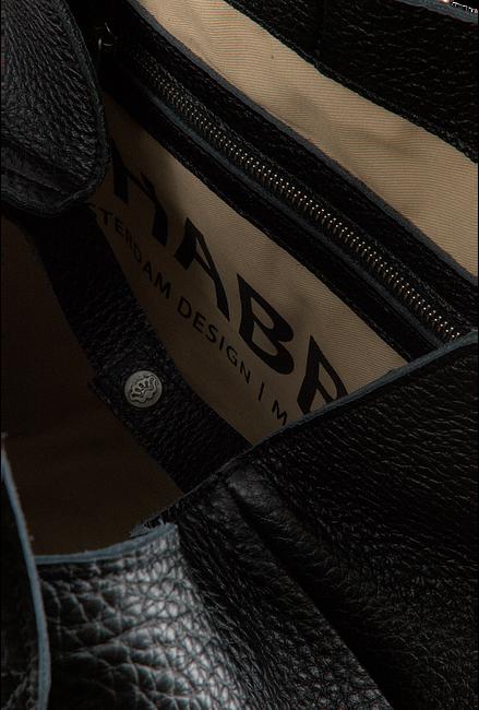 Zwarte SHABBIES Shopper SHOPPER M - large