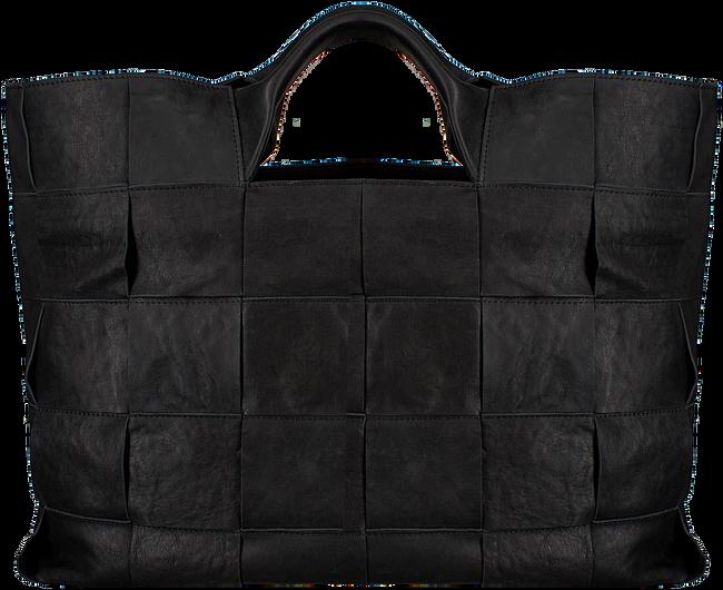 Zwarte SHABBIES Shopper 213020005 - large